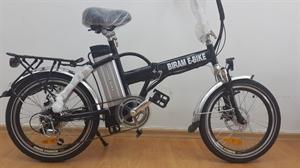 תמונה של Biram E-Bike שחור