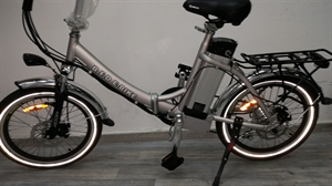 תמונה של B.F.D E-Bike כסף
